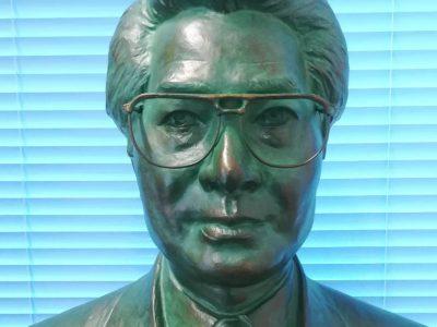 創業者銅像 導入事例