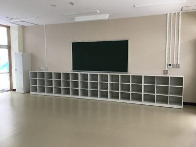 黒板・ランドセルロッカー 導入事例